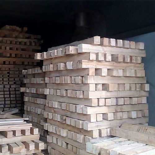 Wooden Pinewood Planks